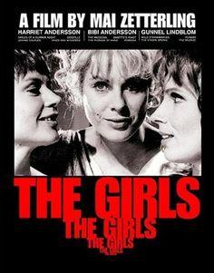 the girls, mai zetterling, 1968