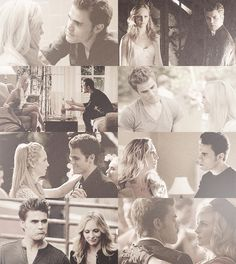These two would also make a cute couple but I will FOREVER be in love with Klaroline. <3 <3 <3