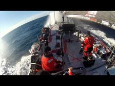 Shot 100% on the new HD HERO2® camera from http://GoPro.com.  PUMA Ocean Racing powered by BERGs Volvo 70 race boat, Mar Mostro, tackles mother nature in the toughest offshore sailing race in the world.  Watch some of the uncut footage on GoPro Uncut. http://youtu.be/uQC0o_KRny8   Music Griz Adventure Is Out There Buy at: http://itunes.appl...