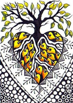 heart is at the root of it. ♥♥♥♥ ❤ ❥❤ ❥❤ ❥♥♥♥♥