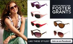 Sunglasses, There's A Perfect Shape For Every Face. - Saving Money and Getting Deals