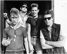 Social Distortion early days