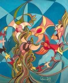 SOUFLLE COUPÉ Huile sur toile (51 cm X 61 cm) de l'artiste peintre Gabriel Landry.  www.gabriellandry.com Gabriel, Artist Profile, Canadian Artists, Artists Like, Oil On Canvas, Contemporary Art, Creations, Sculpture, Fine Art