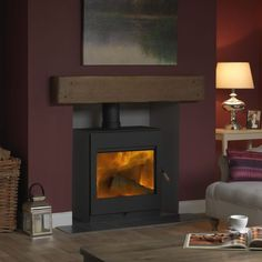 Burley Bosworth 9312 ( Phone for a Price ) Contact - 02921 152171 Wood, Room, Front Room, Home, New Homes, Stove, Wood Burning, Fireplace, Wood Burning Stove