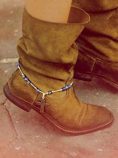 Boot anklets