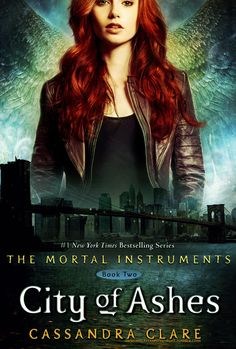 City of Ashes Cover/Poster Tie-In. TMI Shadowhunters Clary Fray aka Lily Collins