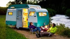 Stylish trailer: Vacation home on wheels