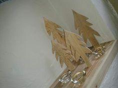 Abetos de madera