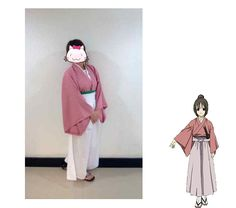 Fantasycart Hakuouki Yukimura Chizuru kimono Halloween Cosplay Costume size Small ** You can get more details by clicking on the image.