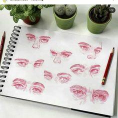 Drawing Pencil Portraits - Tomasz Mro Discover The Secrets Of Drawing Realistic Pencil Portraits Pencil Drawing Tutorials, Pencil Drawings, Art Drawings, Drawing Portraits, Realistic Eye Drawing, Drawing Eyes, Drawing Animals, Drawing Drawing, Eye Tricks