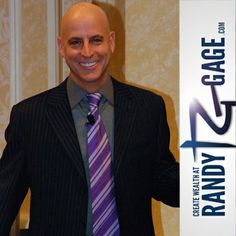 Randy Gage of Accept your Abundance is on the show!