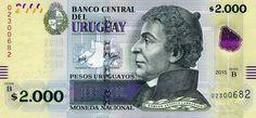 Mata Wang Uruguay (UYU) 2000 Pesos Uruguayos #uruguay #USDUYU #currency