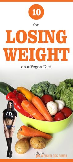 Tips for Losing Weight on a Vegan Diet. :  #diet #weight_loss #belly_fat #nutrition #diet_plan #healthy_food