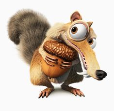 ice age characters - Google Search