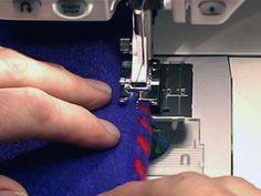 Cording made from fleece