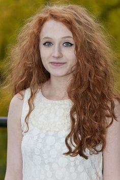 Janet Devlin... I want her hair