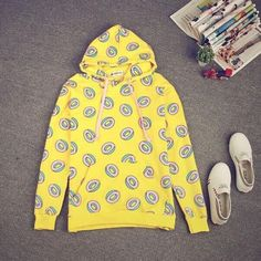 GOT7-Just-Right-Mark-Jumper-Hoodie-Cute-Donut-BTS-EXO-Sehun-Unisex-Sweater-KPOP