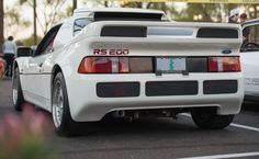 Looking for similar pins? Follow me! http://kohlsson.link/1W5N6ws | kevinohlsson.com This Group B Rally Car Showed up to our Cars and Coffee. The Ford RS200. [OC][5801x3583]