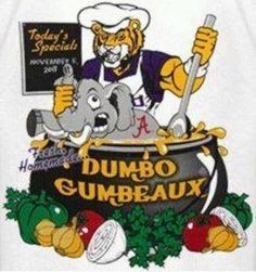LSU vs ROLL TIDE ROLL....uh oh!