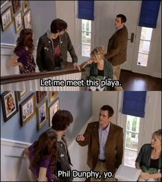 Be quick to scout the new boyfriends. | 15 Lessons Every Father Can Learn From Phil Dunphy