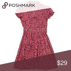 NWOT Cotton Floral Divided Dress, size S NWOT Cotton Floral Divided Dress, size S Divided Dresses