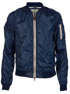Closed - Windbreaker jacket in navy $270 from Traffic LA