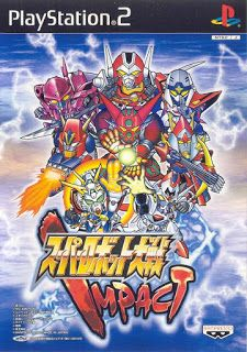 Super Robot Taisen Impact ps2 iso rom download