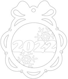 Christmas Templates, Kirigami, Spring Crafts, Christmas Time, Coloring Pages, Bullet Journal, Symbols, Letters, Drawings
