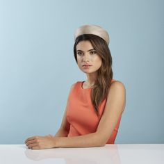 Gina Foster Millinery SS 2016 | Pecan Pie