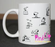 Caneca Do Snoopy