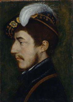 Sir Nicholas Poyntz - National Portrait Gallery, London