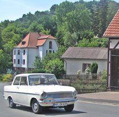 Opel Kadett A, Baujahr 1963