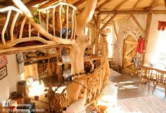 After a long fight, Charlie's Hobbit House in Wales faces demolition : TreeHugger This is so sad... :-(
