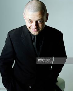 Actor Andy Serkis poses for a portrait shoot for Esquire magazine London on February 18, 2007 (AS103)