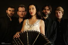 TANGO Tanguísimo, Orchestre de tango argentin
