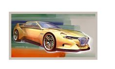 BMW-3-0-CSL-Hommage-sketch-artwork.jpg (1920×1152)