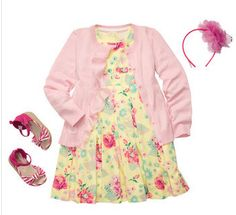 OshKosh Spring Dresses for Girls