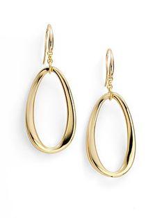 1AR by UNOAERRE Twisted Link Earrings