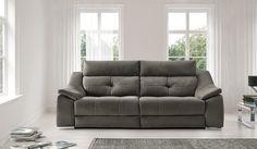 Este #sofá es extremadamente cómodo.Un modelo de elegancia para acompañarte en los momentos de descanso y confort de cada día.