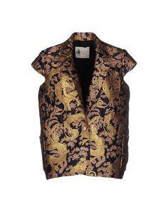 #Lanvin giacca donna Blu scuro  ad Euro 834.00 in #Lanvin #Donna abiti e giacche giacche