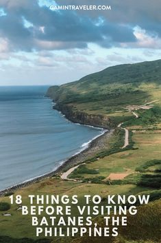 18 Things to know before visiting Batanes. Since accommodation, tours in Batanes, food to try in Batanes for you to prepare for your next trip. Vacation Mood, Hawaii Vacation, Beach Trip, Vacation Trips, Vacation Spots, Palawan, Manila, Batanes, Local Tour