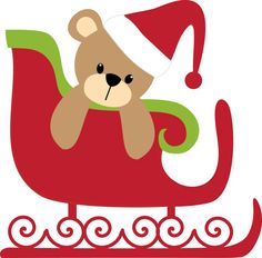 Chrismas Bear - Minus Merry Christmas 2017, Christmas Rock, Christmas Card Crafts, Christmas Templates, Christmas Drawing, Christmas Clipart, Diy Christmas Ornaments, Felt Christmas, Christmas Printables