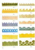 Gallery.ru / Фото #9 - 2180 - svetlyachoks Crochet Borders, Border Tiles, Crochet Edgings