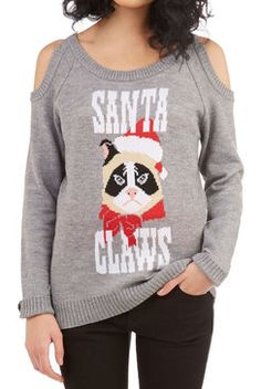 silly Christmas sweater - 30% off http://rstyle.me/n/sdjvzpdpe