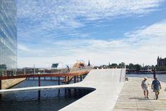 Kalvebod Waves / JDS Architects + KLAR, Copenhagen © Henning Stuben
