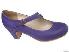 Resultado de imagen para zapatos de flamenco