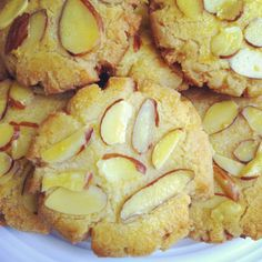 Chewy Paleo Almond Cookies (SCD) | My Delicious Life