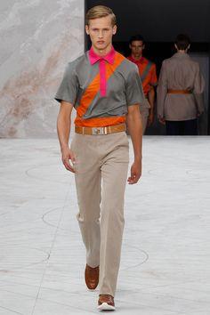 Louis Vuitton   Spring 2015 Menswear Collection
