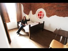 Swiss Cottage, London Hostel - Palmers Lodge video