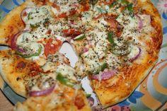 Homemade #Pizza night